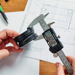 Разработка и изготовление уплотнений