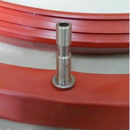 Ремонт силиконовых пневматических уплотнений